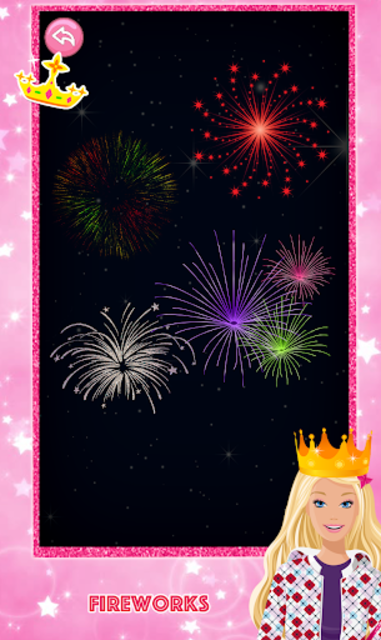 Glitter Number and letters Coloring for kids screenshot 8