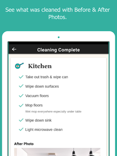 TIDY - Home Cleanings screenshot 3