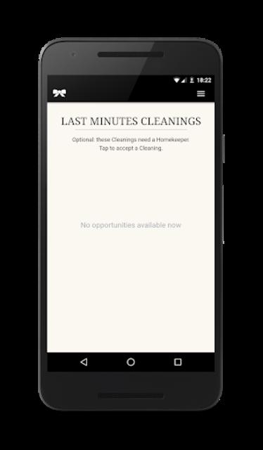 Homekeeper - for TIDY Cleaners screenshot 2