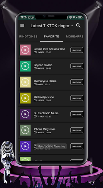 The latest TIK TOK popular ringtones download screenshot 3