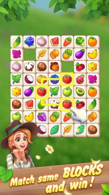 Tile Farm: Puzzle Matching Game screenshot 1