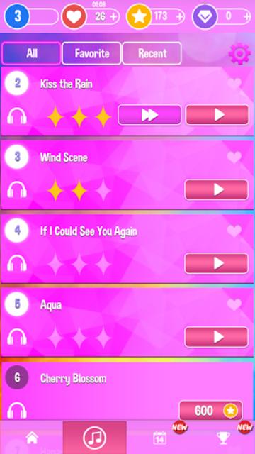 Pink Piano Music Tiles: KPOP screenshot 18