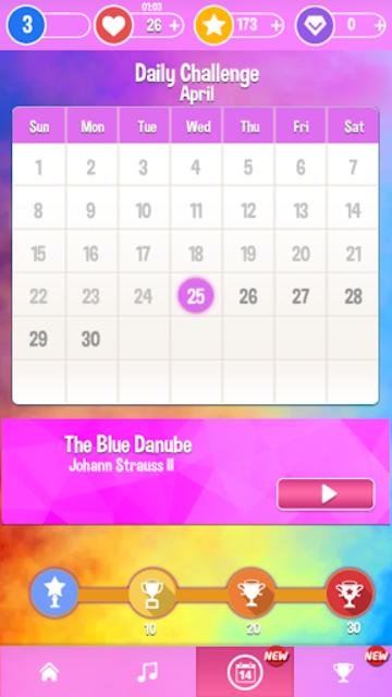 Pink Piano Music Tiles: KPOP screenshot 19