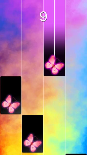 Pink Piano Music Tiles: KPOP screenshot 21