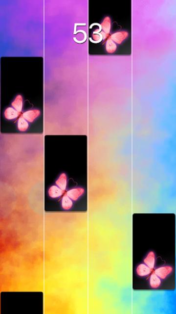 Pink Piano Music Tiles: KPOP screenshot 24