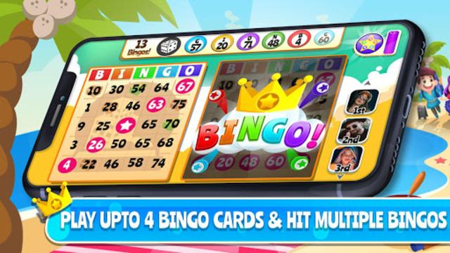 Bingo Dice - Free Bingo Games screenshot 1