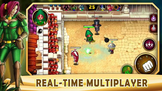 Bomb Bros Multiplayer Online screenshot 8
