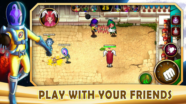 Bomb Bros Multiplayer Online screenshot 11