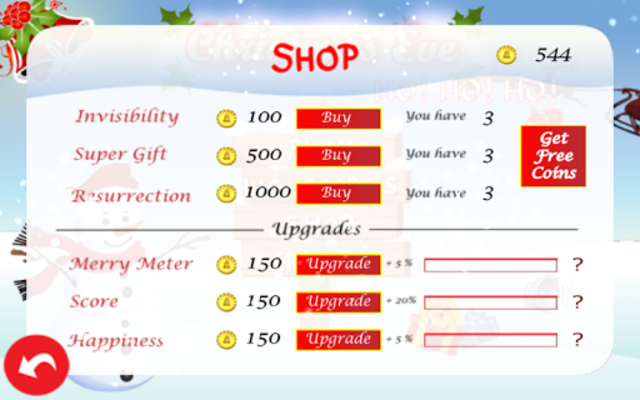 Christmas Eve - Ho! Ho! Ho! screenshot 7