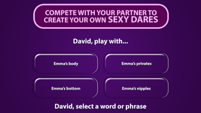 Dare Maker - For Couples screenshot 1