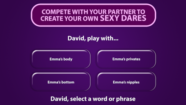 Dare Maker - For Couples screenshot 6