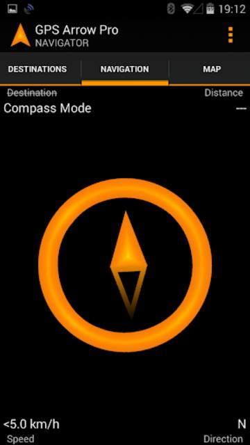 GPS Arrow Navigator PRO screenshot 7
