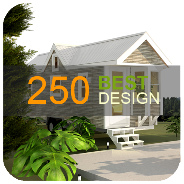 250 tiny house design screenshot 1