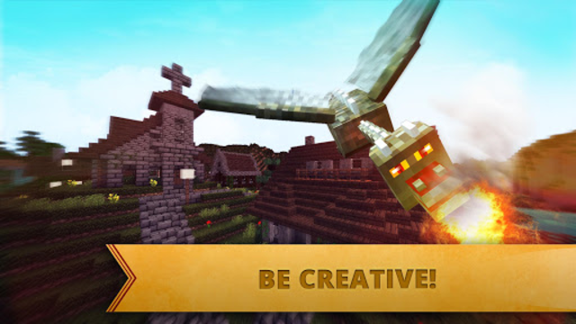 Medieval Exploration Craft 3D screenshot 6