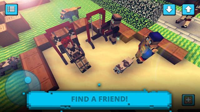 Ultimate Craft: Exploration of Blocky World screenshot 10