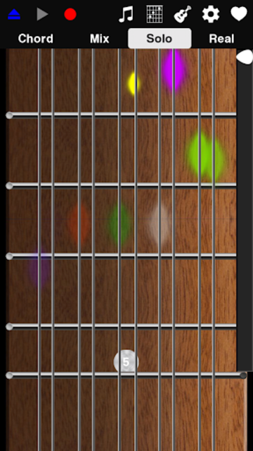 Real Charango - Charango Sim screenshot 2