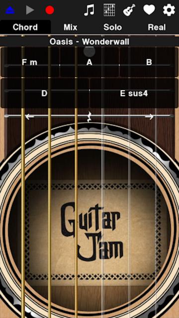 Real Guitar - Guitar Simulator screenshot 1