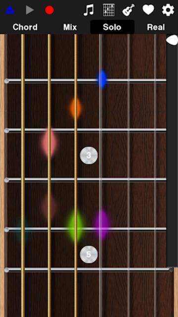 Real Guitar - Guitar Simulator screenshot 2