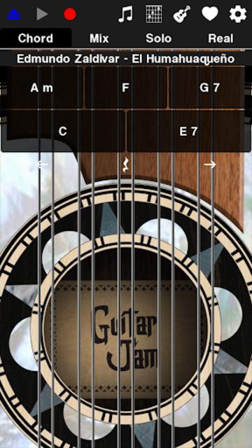 Real Guitar - Guitar Simulator screenshot 8