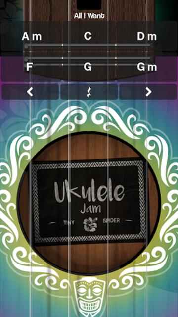 Real Ukulele - Ukulele Sim screenshot 1
