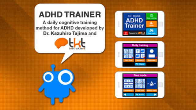 ADHD APPS treatment for adults screenshot 1