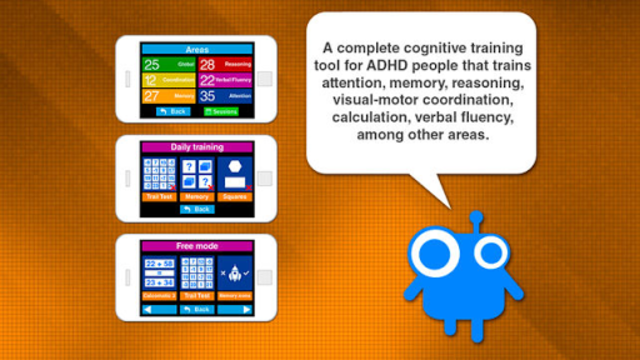 ADHD APPS treatment for adults screenshot 2