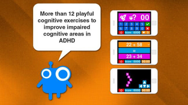 ADHD APPS treatment for adults screenshot 4