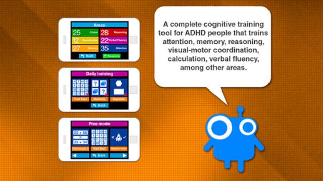 ADHD APPS treatment for adults screenshot 7