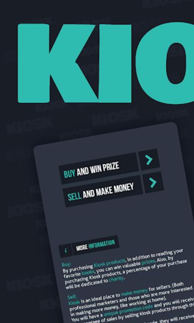 Kiosk: Read Great Books & Win Prizes screenshot 1