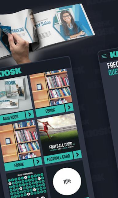 Kiosk: Read Great Books & Win Prizes screenshot 7