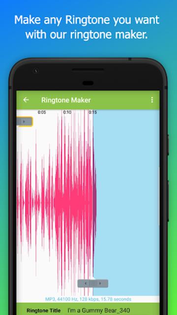 Today's Hit Ringtones & Wallpaper Pro - Tone Maker screenshot 4