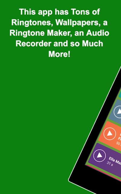 Today's Hit Ringtones & Wallpaper Pro - Tone Maker screenshot 11