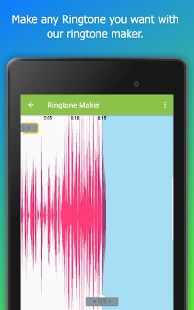 Today's Hit Ringtones & Wallpaper Pro - Tone Maker screenshot 14