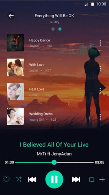 Music Player Pro screenshot 4