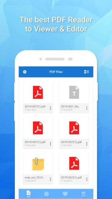 PDF Reader Pro screenshot 1