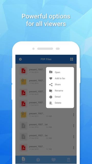 PDF Reader Pro screenshot 5