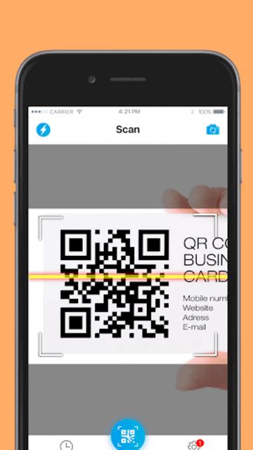 QR Code Pro screenshot 2