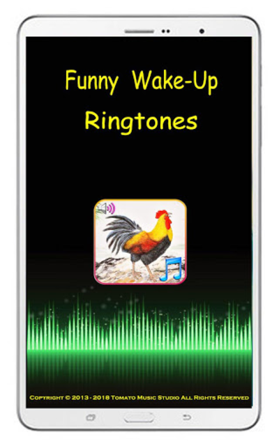 Funny Wake Up Ringtones screenshot 8