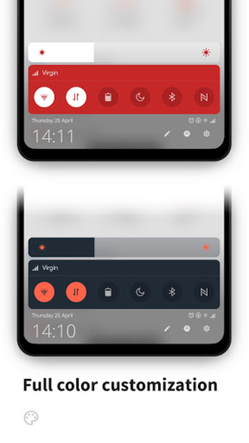 MIUI-ify - Notification Shade screenshot 2