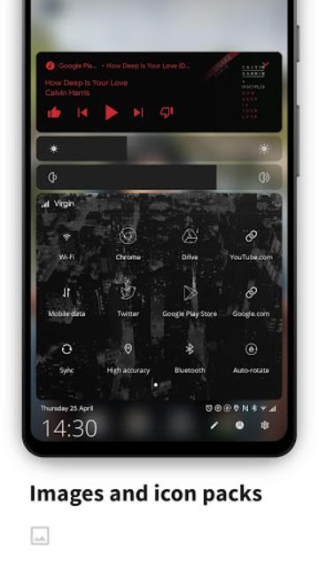 MIUI-ify - Notification Shade screenshot 3