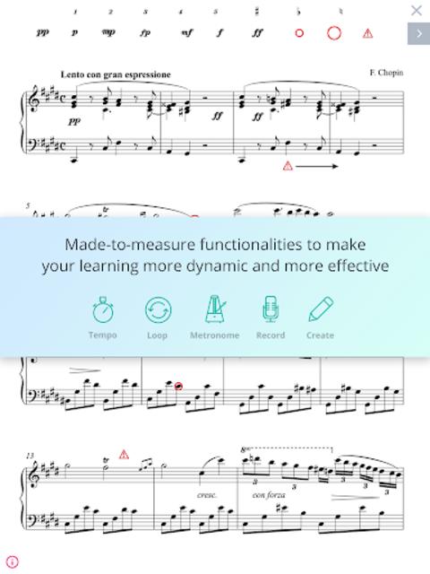 Tomplay Sheet Music screenshot 3