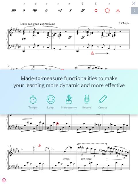 Tomplay Sheet Music screenshot 7