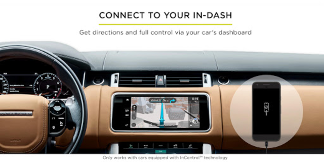 TomTom In-Dash screenshot 1