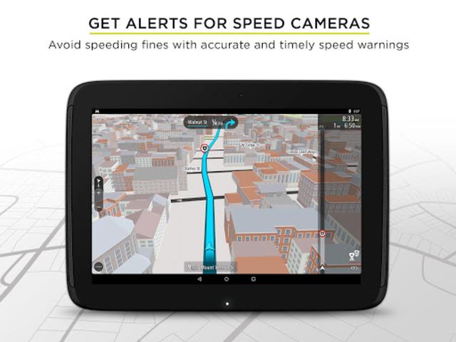 TomTom GPS Navigation - Live Traffic Alerts & Maps screenshot 12