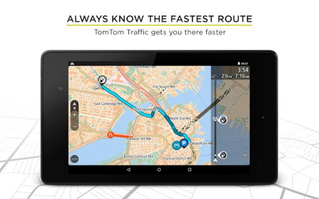 TomTom GPS Navigation - Live Traffic Alerts & Maps screenshot 15