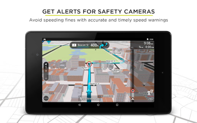 TomTom GPS Navigation - Live Traffic Alerts & Maps screenshot 19
