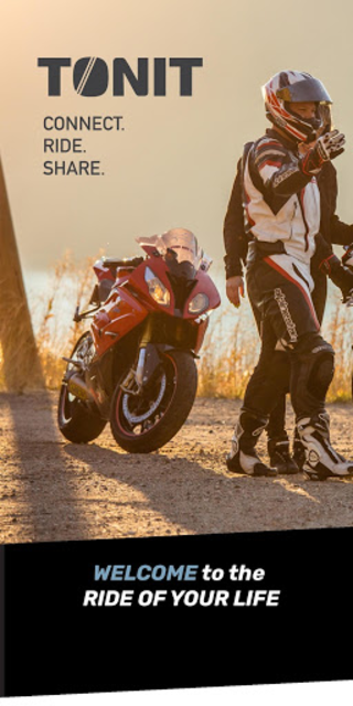 TONIT - THE #1 MOTORCYCLE COMMUNITY screenshot 1