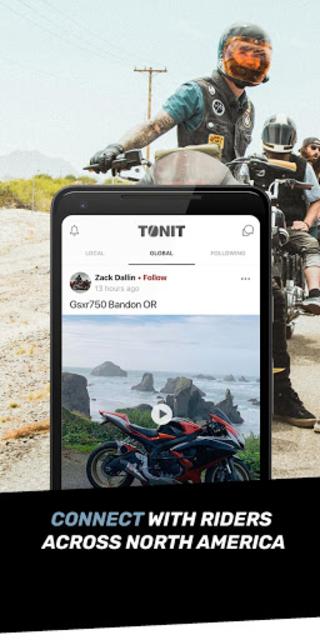 TONIT - THE #1 MOTORCYCLE COMMUNITY screenshot 3