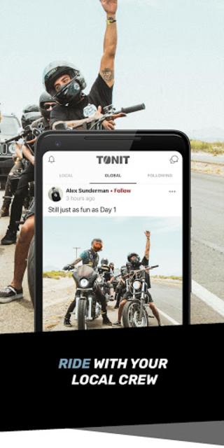 TONIT - THE #1 MOTORCYCLE COMMUNITY screenshot 4