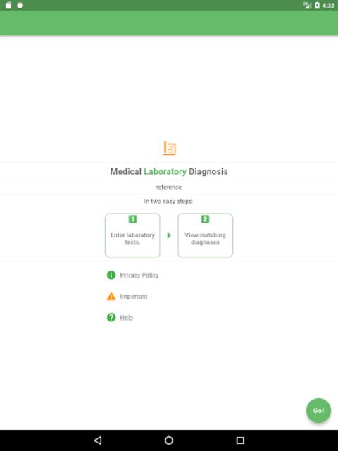 Medical Laboratory Diagnosis screenshot 6